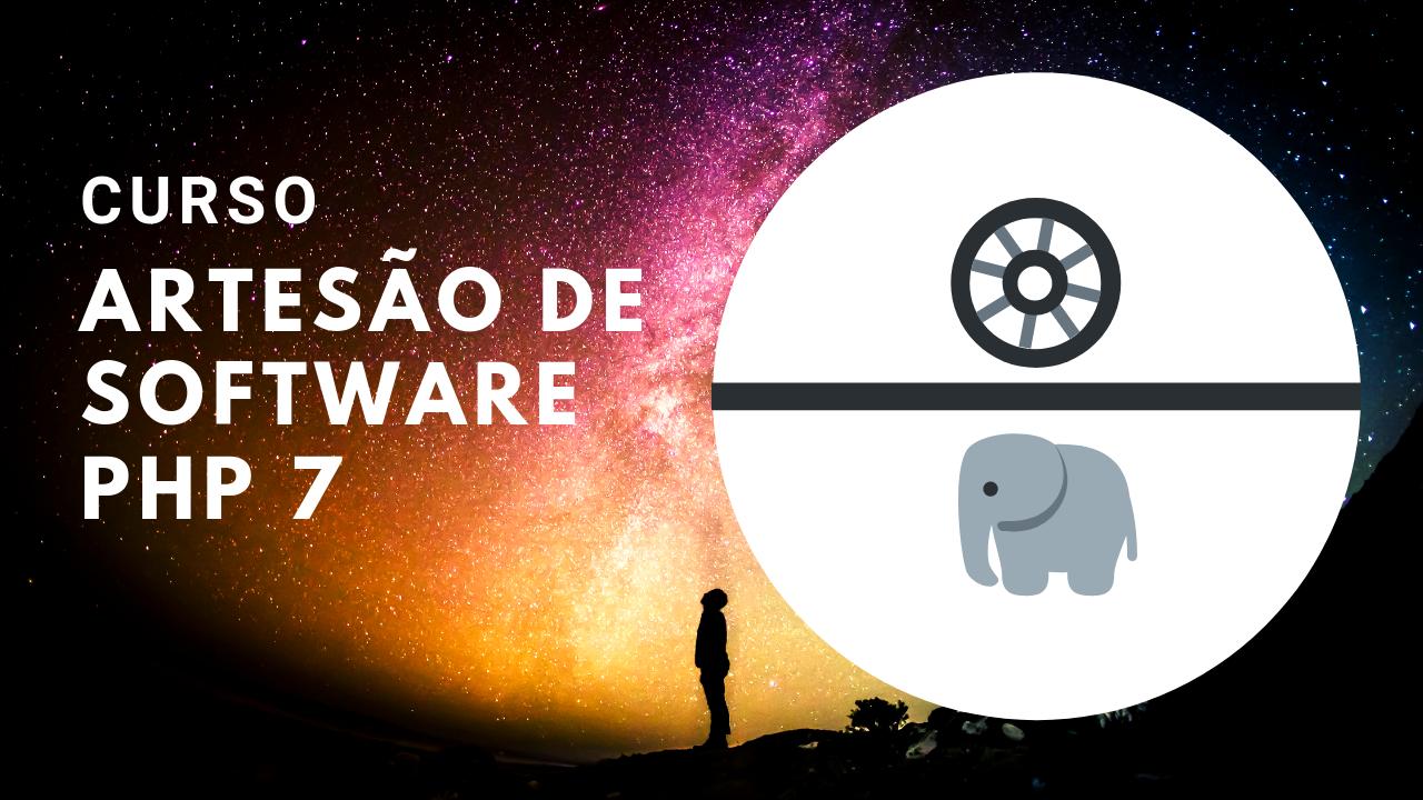 Lançamento Novo Curso de PHP 7